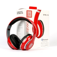 Wireless Bluetooth Headsets with Memory Card Slot for All Phones