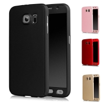 Cover Samsung NOTE 5 Plastic 2 in 1 two pieces 360