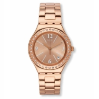 SWATCH 2017 : Ladies Irony Big Allurissime YGG409G Watch