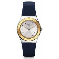 Swatch 2017  Irony YLS191 Blue Push watch