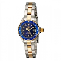 Pro Diver Blue Dial Ladies Watch