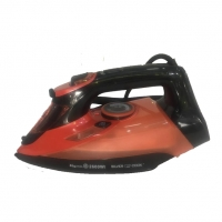 ELECTRIC IRON   SILVER COOK2399