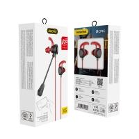 DUDAO 3.5MM In-Ear Wired Mobile Games Earphones