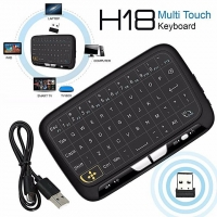 Mini Wireless Touchpad and Keyboard 2.4GHz without light