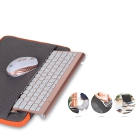Wireless keyboard and mouse small ultra-thin 2.4G