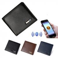 SMART LB Wallet Finder Smart Men Leather Card Holder