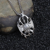 Men s Necklace - Skull