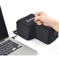 Key Enter USB Big Nap Pillow Stress Relief