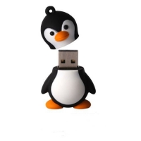 Flash Drive 64GB Penguin