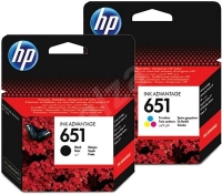 Cartridge HP 651