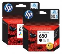 Cartridge HP 650