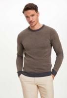 DeFacto sweatshirt with long sleeve for men