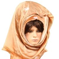 Shawl lady stylish