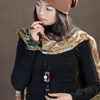 Thailand s elegant wooden jewelry
