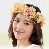 Elegant Flower Crown