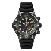 TIMEX MEN'S DEPTH GUAGE THERMOMETER WATCH
