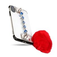 Fishplates and Medallion phone fur