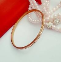 Bracelet stainless steel - O