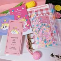 Notebook girl tartralium diary cute carton