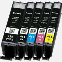 Cartridge CANON 450 - 451