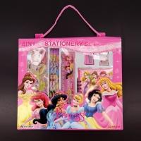 Disney princesses stationery set for children