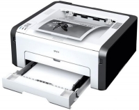 Printer RICOH SP 212W With Warranty Card