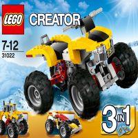 Lego creator car 31022
