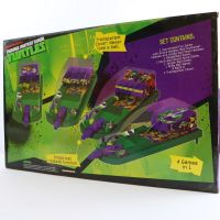 TOY TRIANGLE CO. TURTLEZS CANNONBALL FUN 4 IN 1 ARCADE GAME