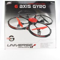UNIVERSE DEFENDERS 6 Axis Gyro 14+