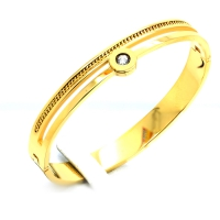 Bracelets stainless steel One piece
