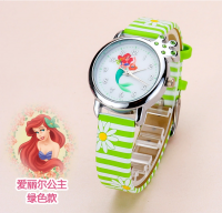 Kezzi Quartz Disney Princess Design Children Watches
