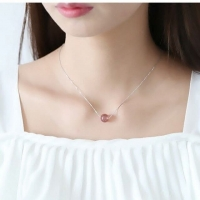 925 silver necklace thin