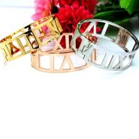Bracelets stainless steel Romania numbers