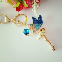 Key Chain - Blue Angel