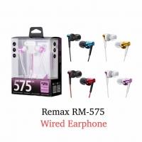 Remax RM575 Stereo Hi-Fi Bass In Ear Headset HD