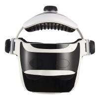 Head massager device