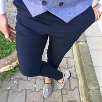 Men's Canvas Trousers