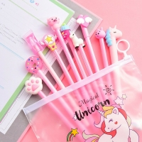 Set unicorn pens