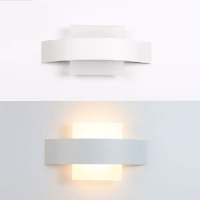 Wall lighting - square shape