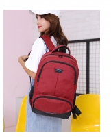 Versatile backpack with charging port