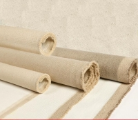 Canvas for Linen Painting  Meter  Width 1.5 m
