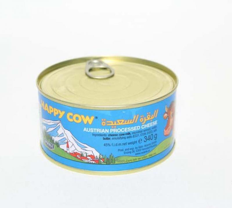 جبنة البقرة السعيدة 340 غم