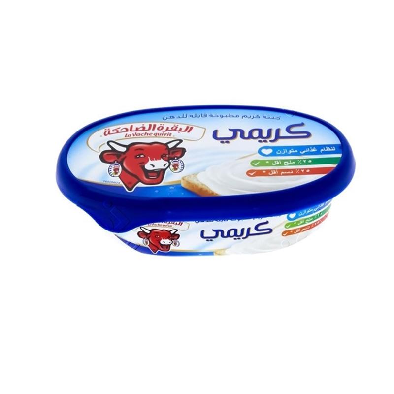 جبنة كريم مطبوخة البقرة الضاحكة 200 غم