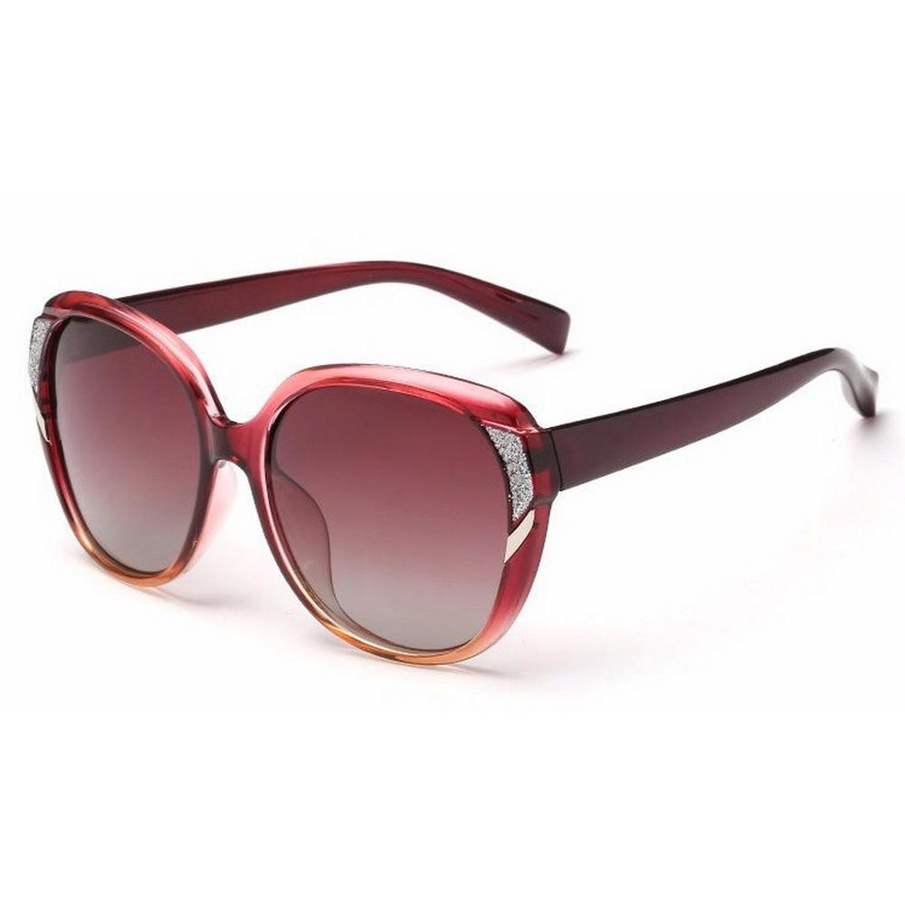 90c1826f4 نظارات افوف الشمسيه للنساء احمر