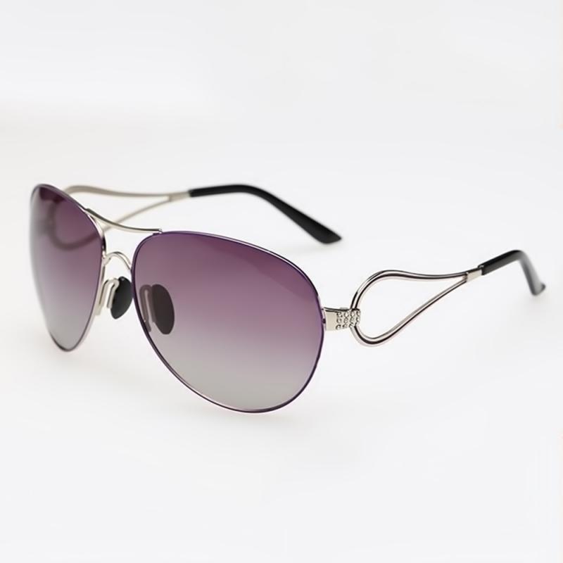 13d8f3e80 نظارات فيدو الشمسيه للنساء (بنفسجي)